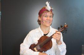 Fiolintone spiller i Oslo, vestfolk, Østlandet