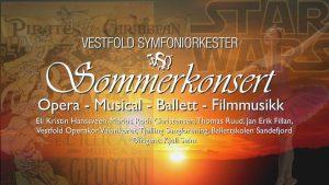 Konsert i Sandefjord og Larvik