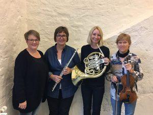 Larvik kulturskoles lærere spiller