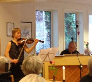 Fiolin og piano