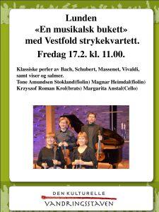 Konsert for den kulturelle Vandringsstaven