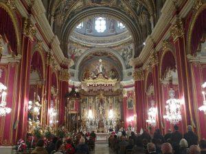 Konsert i katedraler på Malta