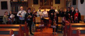 Konsert med Bare Barokk