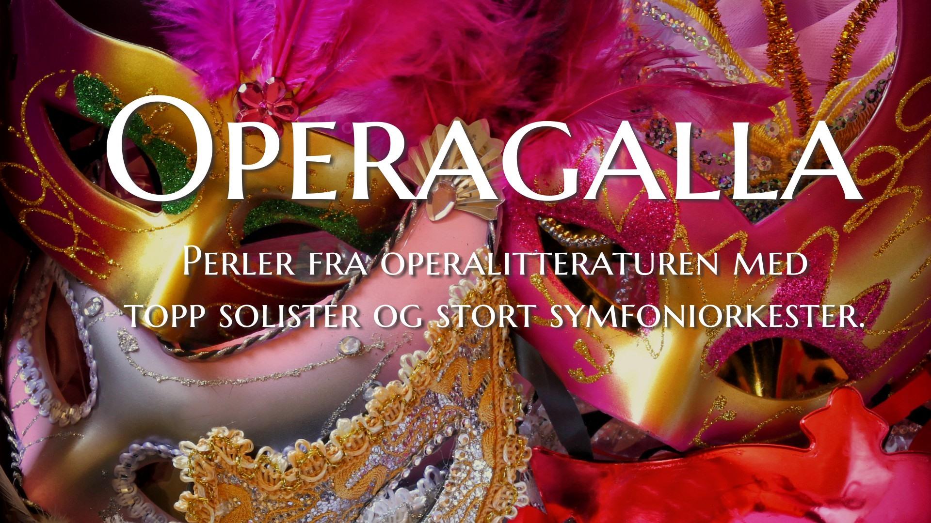 Konsert med Vestfold symfoniorkester mm