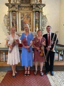 Konsert i Tjølling kirke